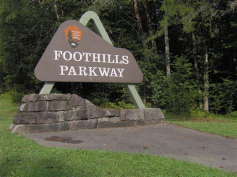 foothills parkway cosby tn scenic drives in the smoky mountains pigeon forge