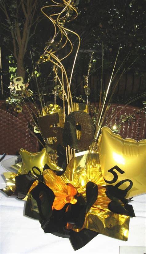 50th birthday centerpieces ideas decorations 50th birthday decoration