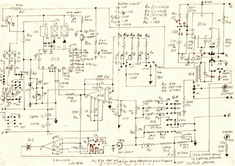 insulation tester circuit diagram insulation tester archives delabs schematics