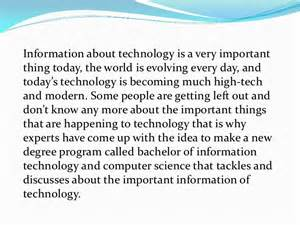 Technology Benefits Education Essay by Essays On Canadian Writing Journal