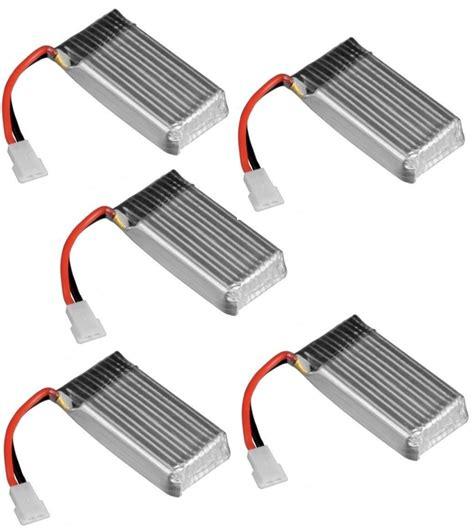 Best Seller Battery Lipo Upgrade Hubsan X4 380mah estes dart batteries upgrade 3 7v 380mah 25c lipo fpv 5x