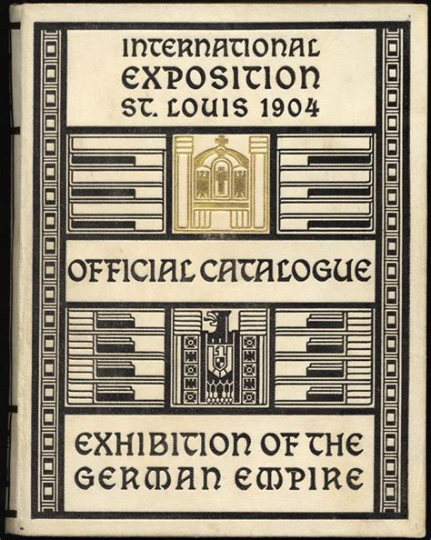 official catalogue of exhibitors universal exposition st louis u s a 1904 classic reprint books 164 behrens official catalogue of the exhibition of