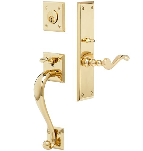 Exterior Door Lock Set Lucas Exterior Mortise Lock Door Set Rejuvenation
