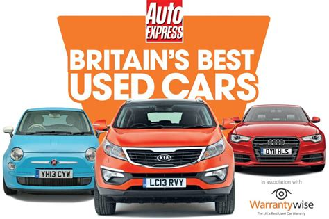 best second car used car awards 2016 the winners pictures auto express