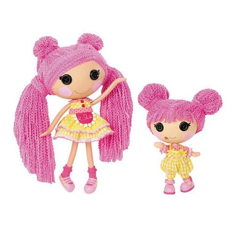 design a lalaloopsy doll lalaloopsy loopy hair sisters crumbs sugar cookie and