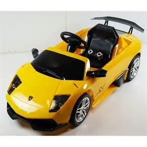 licensed lamborghini murcielago lp670 ride on car