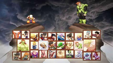 fan made dragon ball z game dragon ball z fan game destroys everything bandai namco