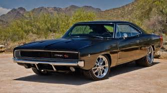 1970 Dodge Charger Rt With Blower Dodge Charger Rt 1970 Wallpaper 1920x1080 224996