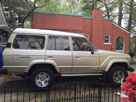 Toyota Diesel For Sale 1988 Toyota Land Cruiser Turbo Diesel For Sale