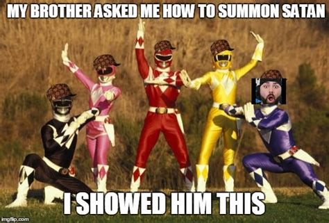 Power Rangers Meme - power imgflip