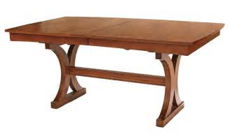 dining table with built in leaf stocktonandco