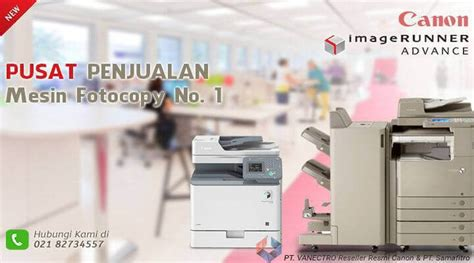Mesin Fotocopy Lokal jual mesin fotocopy canon garansi 1 tahun april 2018