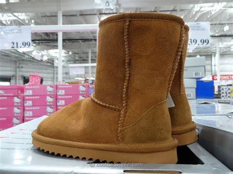 boots costco kirkland signature shearling boot