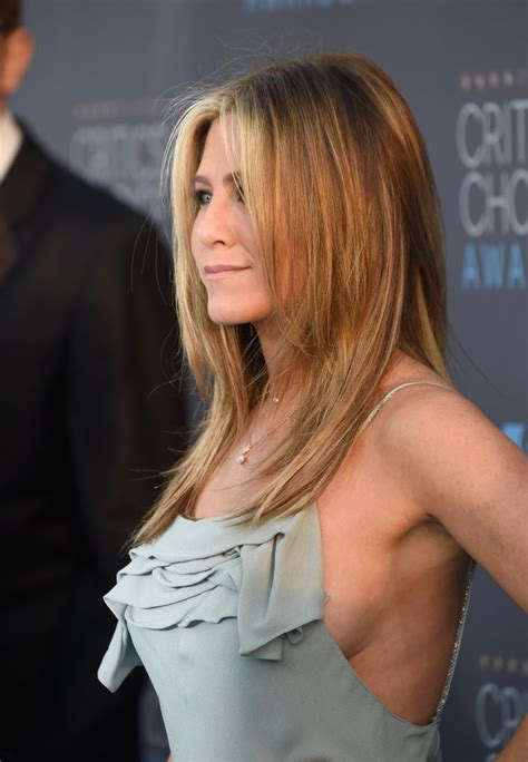 Anniston Hairstyles by Aniston Reveals A New Bob Haircut For 2018