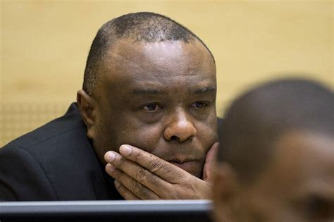 Be Mba by Dr Congo S Bemba To Be Handed Landmark War Crimes Sentence