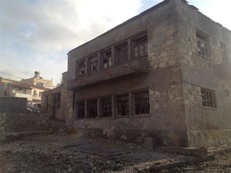 house construction old building for sale in chania crete