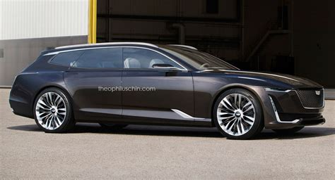 new cadillac models cadillac s escala concept looks even better as a wagon