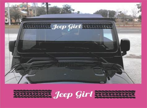 jeep sticker ideas 17 best images about erica s jeep stickers on pinterest