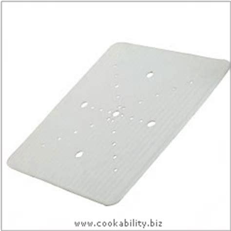 kitchencraft rubber sink mat kcsmat uk