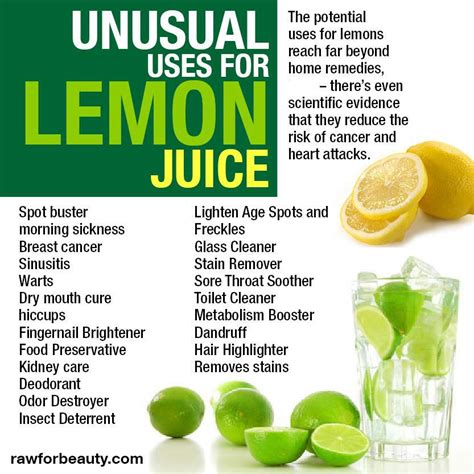 Lemon Water Detox Facts by Healing Power Of Lemons Digital Photopix