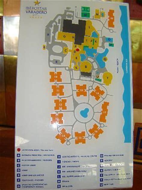 iberostar resort map food picture of iberostar varadero varadero tripadvisor