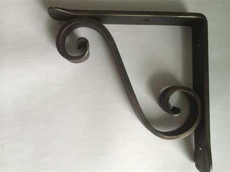 Wrought Iron Shelf Supports by Wrought Iron Shelf Bracket Metal Counter By Mollypetraskairon