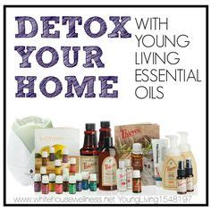 Detox Your Home Living by 1000 Images About Essential Oils Toss The Toxins Class On