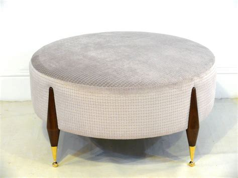foot ottoman imperial ball foot ottoman or coffee table for sale at 1stdibs