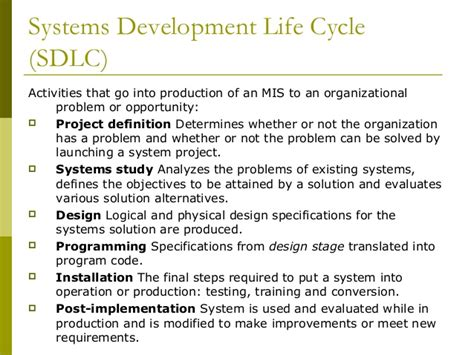 biography development definition system life cycle definition images
