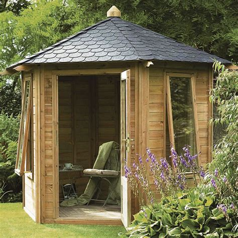 Garden Shed Decor Ideas Interior Ideas Garden Hut Design