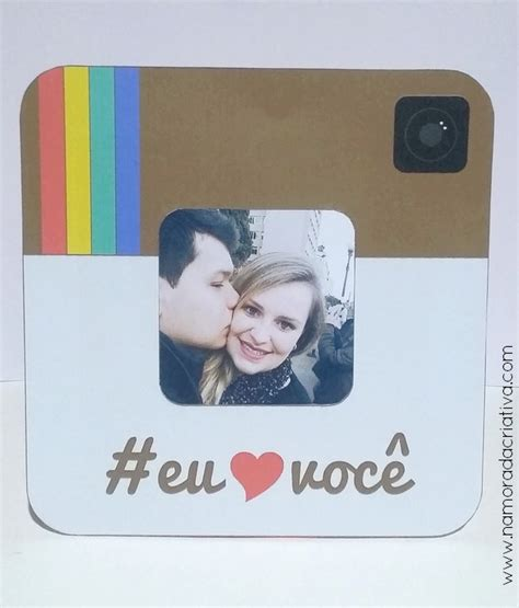 diy caixinha porta retrato namorada criativa por diy porta retrato instagram namorada criativa por