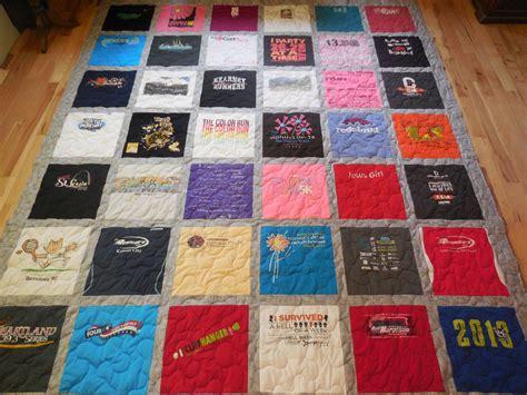 t shirt quilt pattern sashing 42 t shirt memory quilt with sashing free shipping