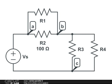 parallel circuits lab series parallel 2 circuitlab