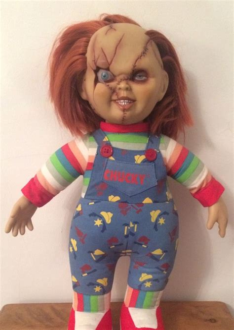 haunted doll lad bible this creepy doll is a real of chucky ladbible