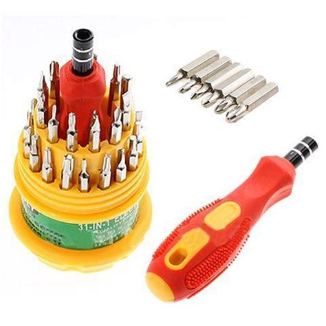 Obeng Multi All In One 31 In 1 jual obeng murah multi 31 in 1 screwdriver 3 suryaguna distributor alat rumah tangga tas