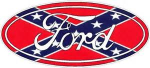confederate flag ford logo html autos post