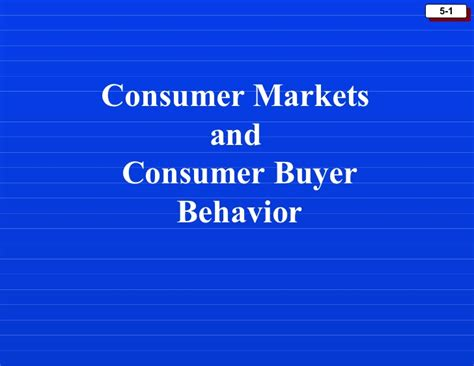Consumer Behaviour Notes For Mba by Consumer Behaviour