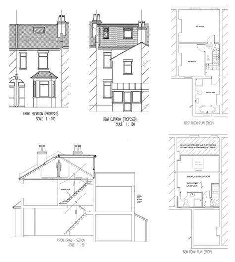 terraced house loft conversion floor plan 14 best floor plans terraces images on pinterest side return extension terraced house and
