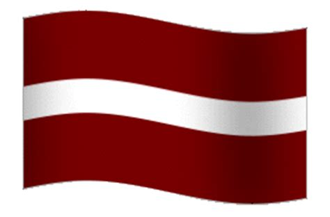 animated latvia flags latvian clipart