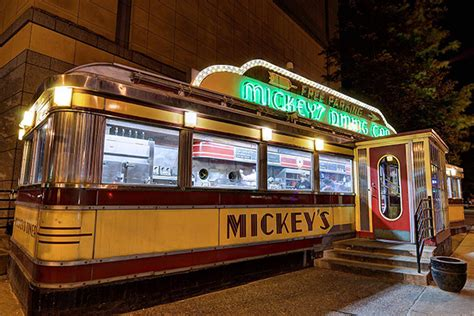 multibrief   iconic american diners