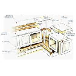 banquette plan diagram house projects