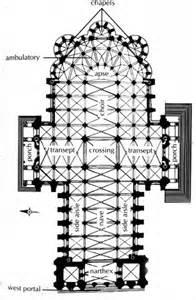 Gothic Architecture Floor Plan architecture gothic cathedral floor plan floor plan of