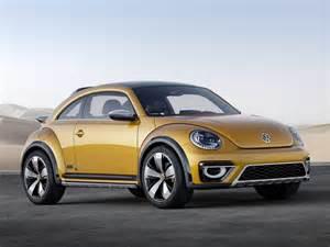 new volkswagen cars 2014 2014 volkswagen beetle dune concept debuts in detroit