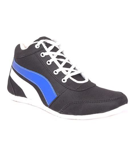 Sneaker Casual M Black store nyn black smart casuals shoes buy store nyn black