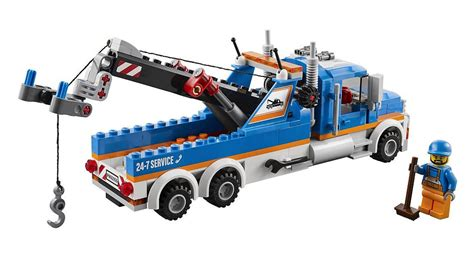 Lego 60056 ? Tow Truck   i Brick City