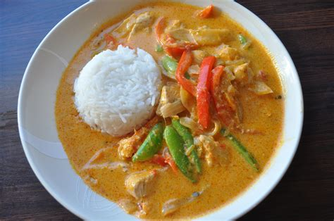 thai chicken curry a cookbook collection