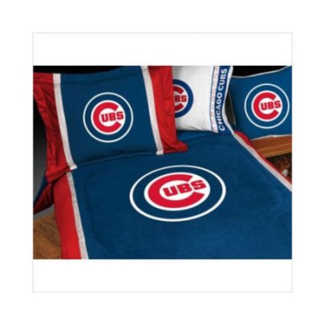 chicago cubs bedding bundle 07 sports coverage chicago cubs bedding series