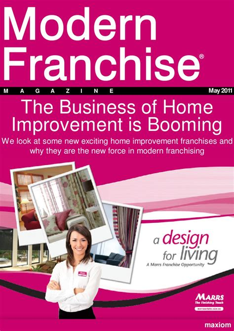modern franchise magazine may 2011 by maxiom issuu