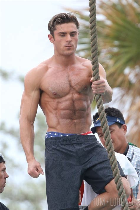 zac efron on the set of quot baywatch quot tom lorenzo