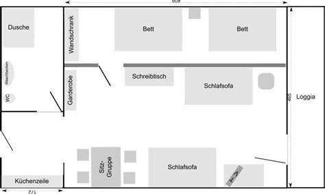 wandschrank grundriss grundriss bildergalerie ostsee ferienwohnung sch 246 nberg